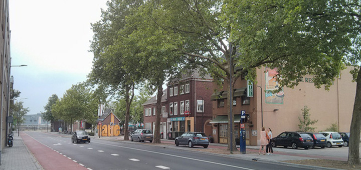 Jo Van Den Bosch – отель